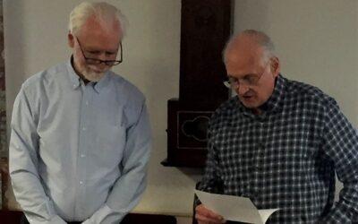 CELEBRATING GENE'S 15 YEARS OF MUSIC MINISTRY